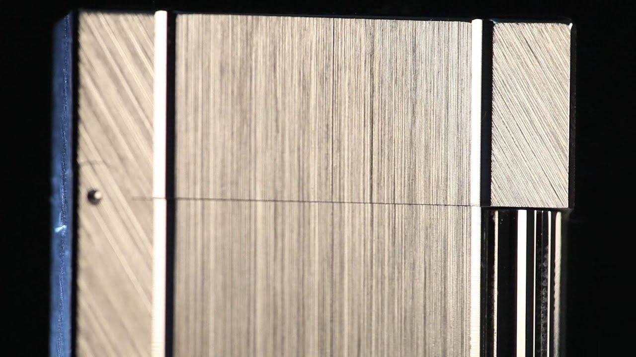 st dupont windsor brushed palladium ligne 2 lighter