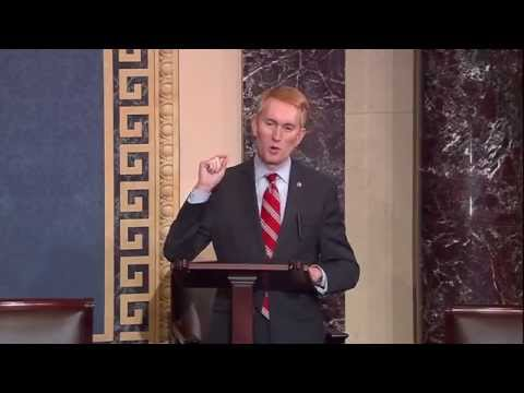 Senator Lankford Discusses the Pain Capable Unborn Child Protection Act