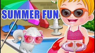 Baby Hazel Summer Fun by BabyHazelGames