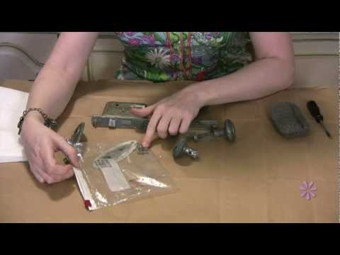 The Maxwell Moment: Taking the Hard out of Hardware - Restore Your Old Door Locks