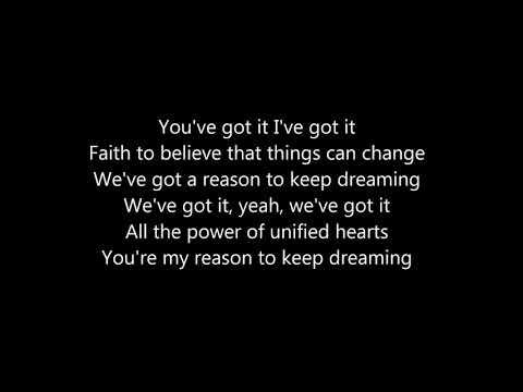 Dominique Jones  - Keep Dreaming [with Lyrics]