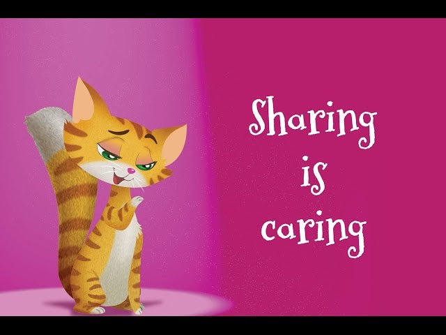 Sharing is caring | Caramella's How to be a Diva (s01e5)