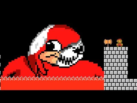 Ugandan Knuckles vs Super Mario Bros