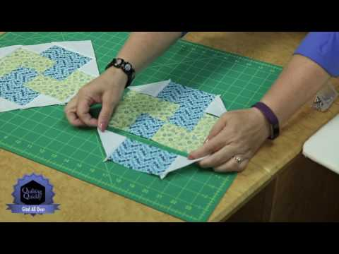 Quilting Quickly: Glad All Over -- Traditional Quilt Blocks