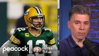 How will Aaron Rodgers' absence impact Green Bay Packers in 2021?   Pro Football Talk