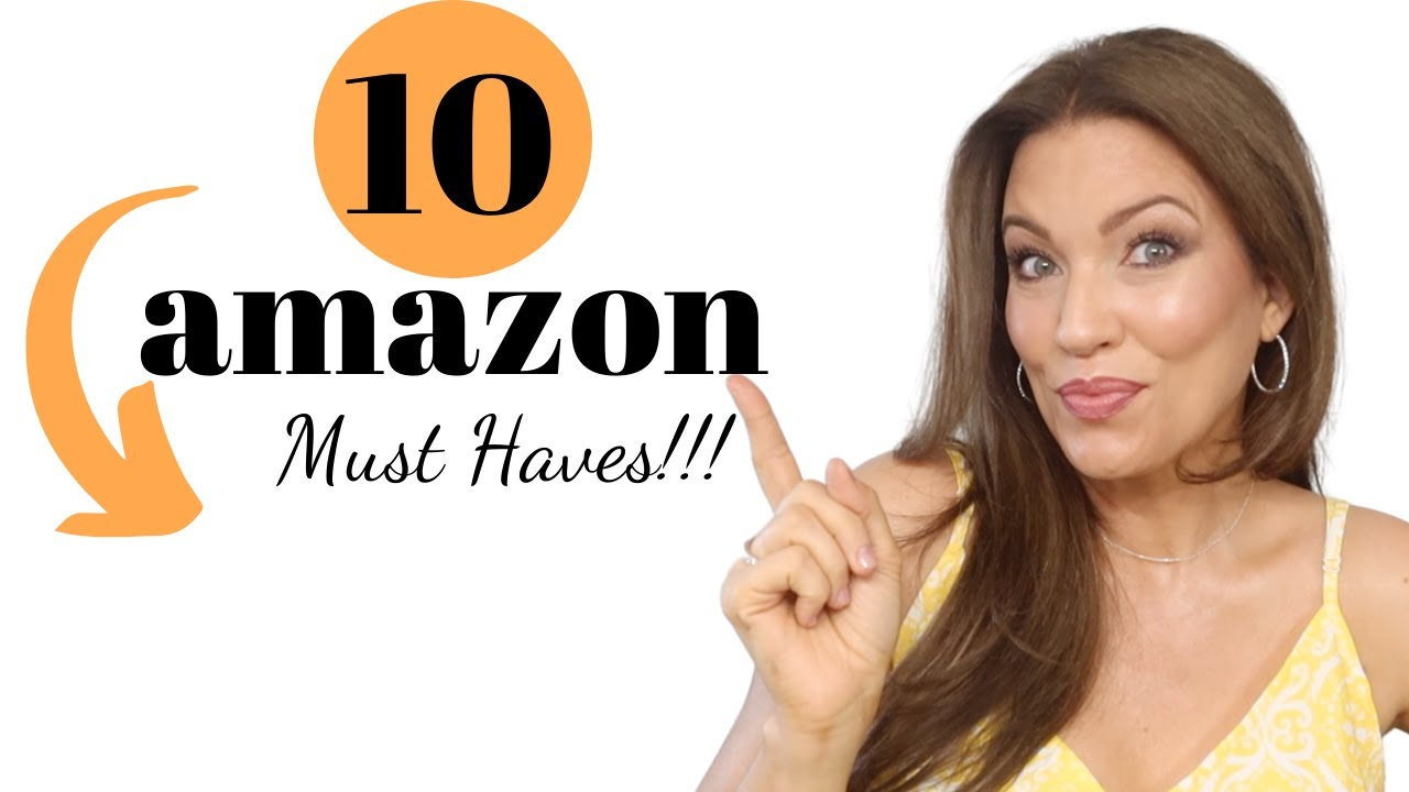 Download 10 NEW AMAZON MUST HAVES!!!