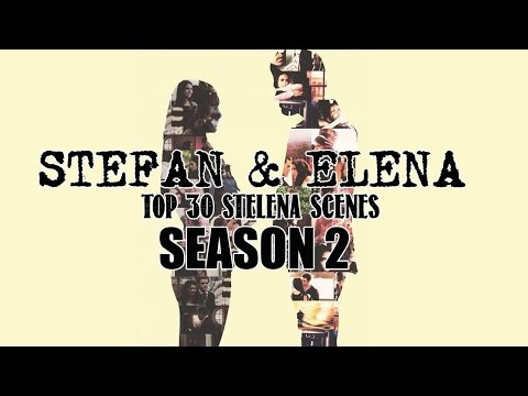 Top 30 Stefan & Elena scenes - Season 2 HD