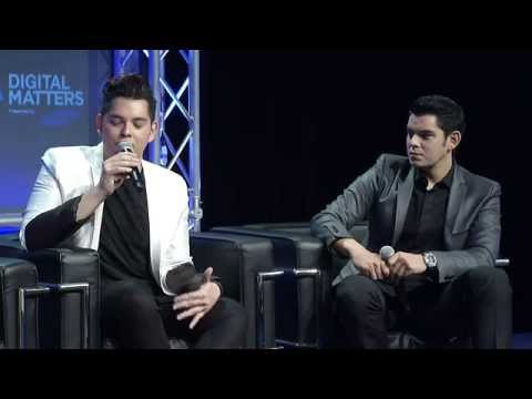 In Conversation with E! @ Digital Matters 2014