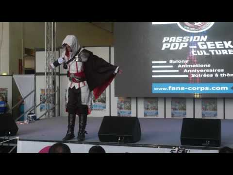 related image - Mangame Show - Fréjus - 2016 - Concours Cosplay Samedi - 01 - Assassin's Creed