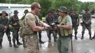Military PTK-CQC Close Quarters Combat DVD Preview