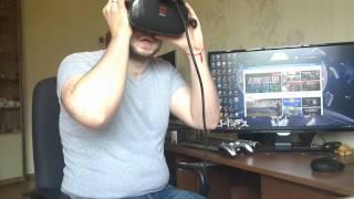 обзор на шлем виртуальной реальности DeePoon E2 (Аналог Oculus Rift DK2)