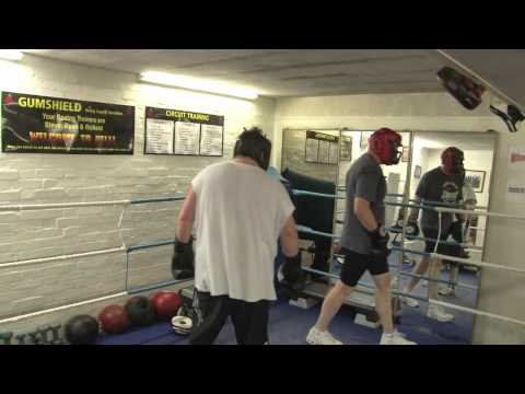 BIG FAT GYPSY GANGSTER aka BULLA SPARS TONY DENHAM  'Day Release'  Part 2