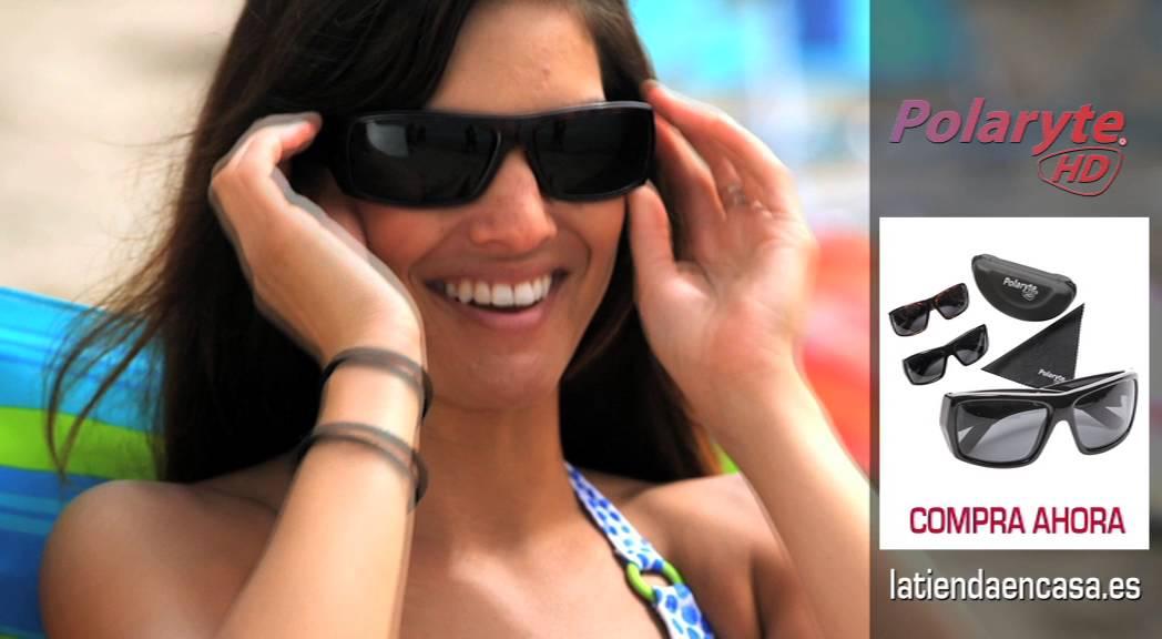 d35a7db385 Gafas de sol Polaryte gafas negras + marrones + Regalo: Gafas de sol negras  - YouTube