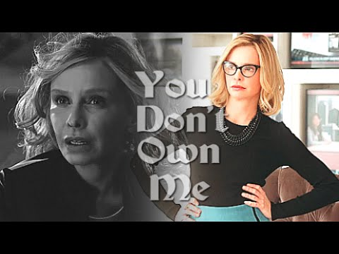 Cat Grant [Supergirl] - You Don