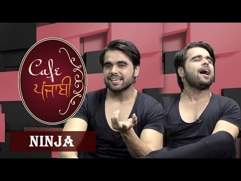 Ninja | Exclusive Interview | Cafe Punjabi | Channel Punjabi Beats