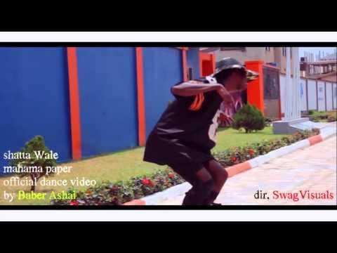 Shatta Wale-Mahama Paper Dance ( Baber Ashai )
