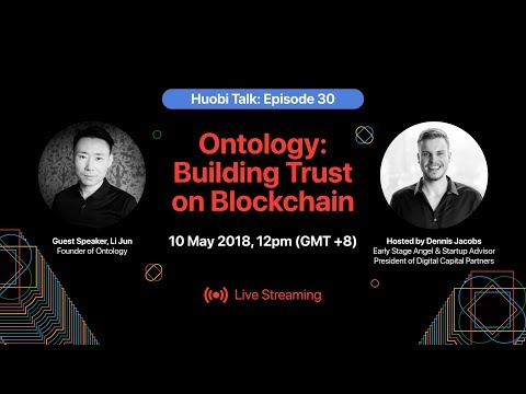 Image result for huobi ontology
