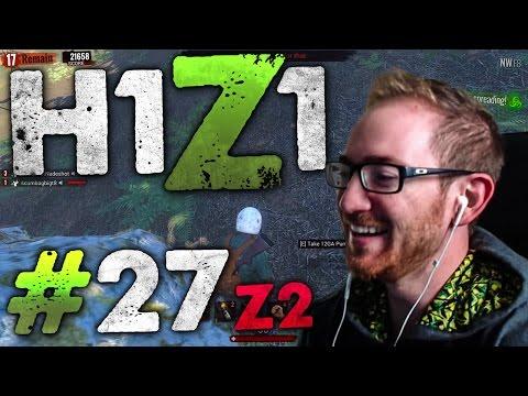 GOT ALL THE KILLS | H1Z1 Z2 Battle Royale #27