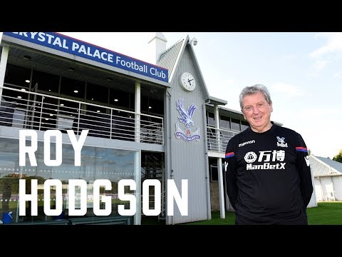 Roy Hodgson | First interview as Crystal Palace manager