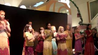Balle balle Bollywood kids !!! Superb dance choregraphed by Pooja shetty singh!!