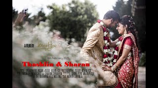 Thashlin + Sharan | 06.02.2021 | Tamil Wedding Feature Film | Brahman Hills Nottingham Road