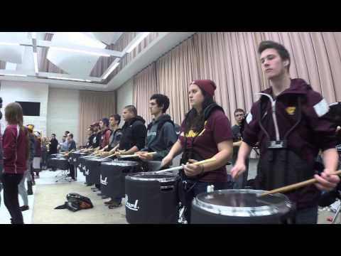 CMU Drumline Promo