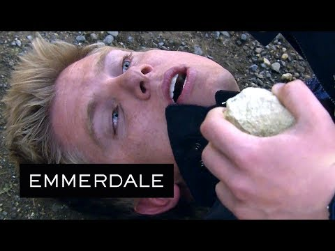 Emmerdale - Lachlan Leaves Robert Shaken to His Very Core!