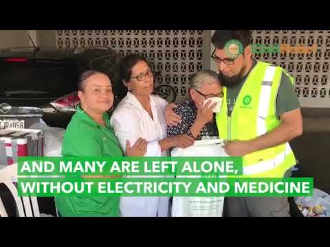 Our Team of Doctors Volunteer in Puerto Rico after Maria