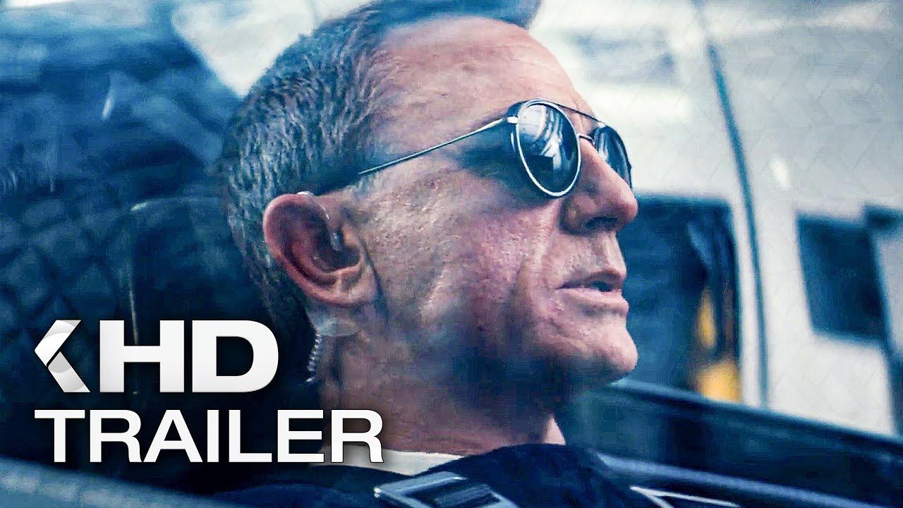 Download JAMES BOND 007: Keine Zeit Zu Sterben Trailer 2 German Deutsch (2021)