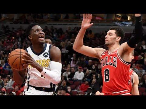Victor Oladipo Game Winner OT vs Bulls! 2018-19 NBA Season