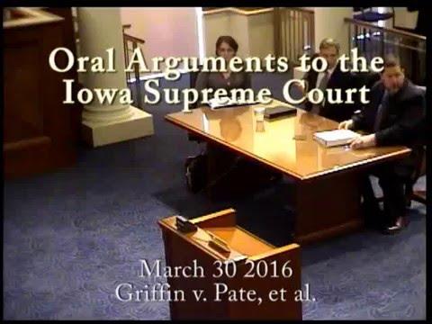 15-1661 Griffin v. Pate, et al., March 30, 2016