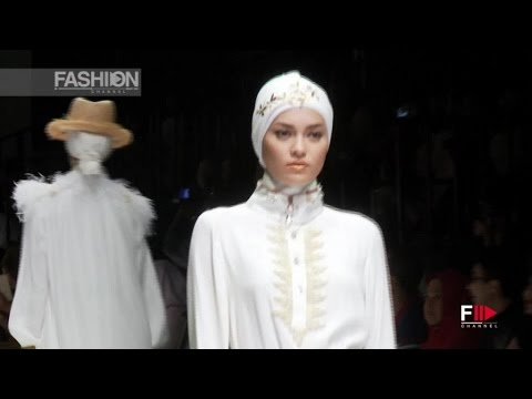 ITANG YUNASZ Jakarta Fashion Week 2016 by Fashion Channel