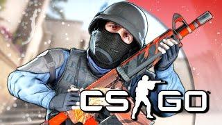 КРОВОЖАДНЫЙ МАНЬЯК! - CS:GO (Мини-Игры)