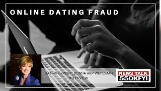 Online Dating Fraud | Donna Arp Weitzman