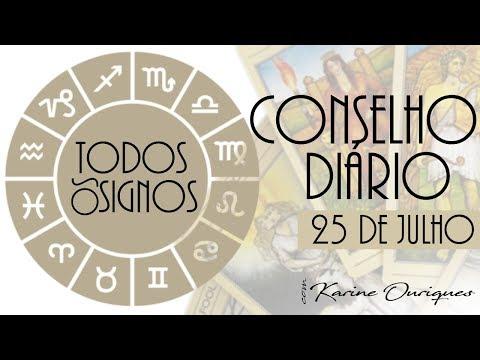 Conselho Diário 25/07/17 com Karine Ouriques