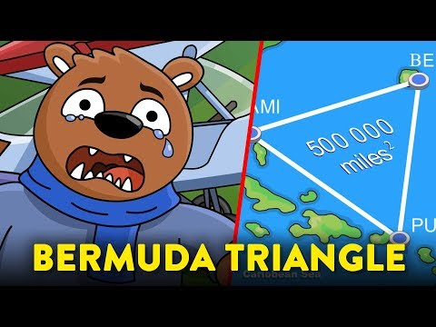 What If You Traveled To The Bermuda Triangle?