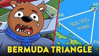 What If You Traveled To The Bermuda Triangle? (Funny Cartoon) thumbnail