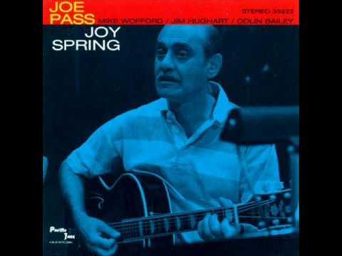 Joe Pass - The Night Has a Thousand Eyes