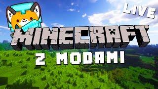 WIELKIE PRZYGOTOWANIA! | Minecraft z Modami LIVE