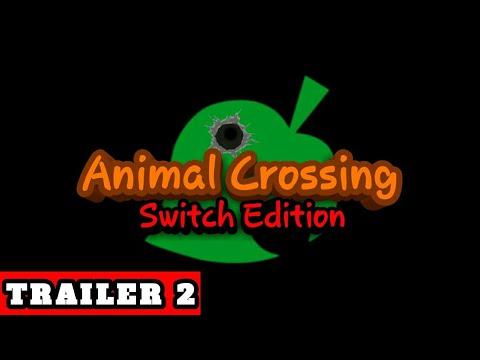 Animal Crossing: Switch Edition - Trailer 2