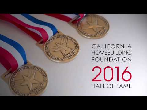 2016 Homebuilding Hall of Fame