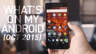 What's On My Android: OnePlus 2