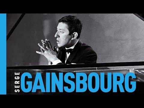 Serge Gainsbourg - Baudelaire - Le serpent qui danse