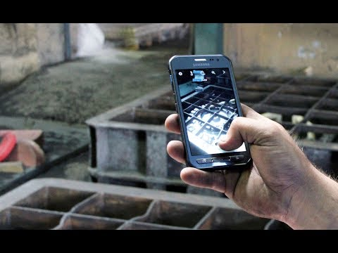 Industrie 4.0 leicht gemacht - Material und Energie sparen durch Apps