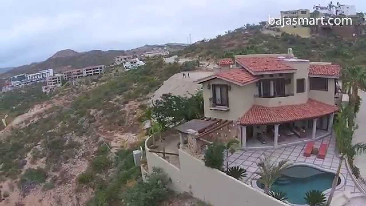 Cerro Colorado Home For Sale 3m Usd Los Cabos Mexico Youtube