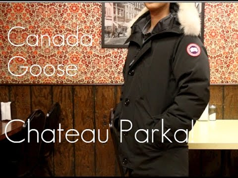 Best Urban Winter Jacket? - Canada Goose Chateau Parka - 3 YEAR Updated Review! - YouTube