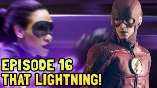 The Flash Season 4 Episode 16 Nerdgasm Review | Iris West becomes The Flash