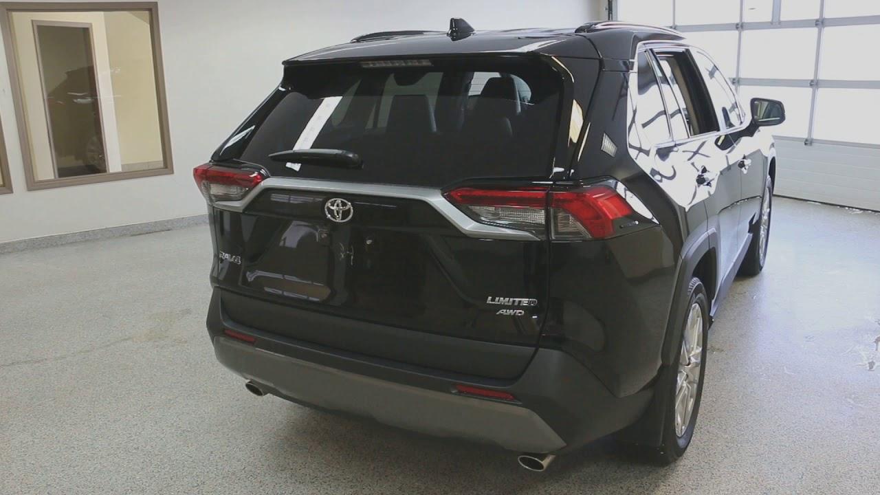 New 2019 Toyota Rav4 Trail Suv Awd In Grande Prairie Alberta Sean