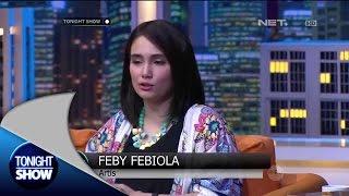 Feby Febiola Gunduli Rambut Demi Peran dalam Film