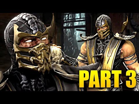 Mortal Kombat 9 Playthrough Part 3 - NOW IT'S PERSONAL! (ROAD TO MK11) thumbnail